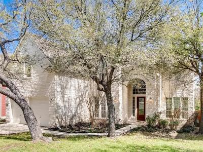 Austin Single Family Home For Sale: 10616 Chestnut Ridge Rd
