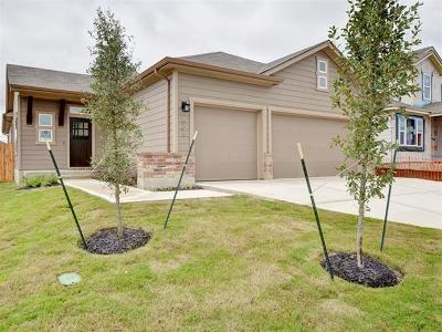 Buda TX Single Family Home For Sale: $276,272