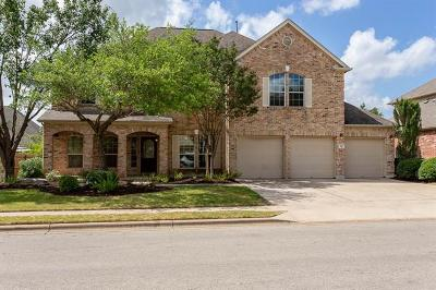 Round Rock Single Family Home For Sale: 3405 Luminoso Ln W