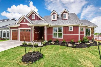 Liberty Hill Single Family Home For Sale: 233 Charli Cir