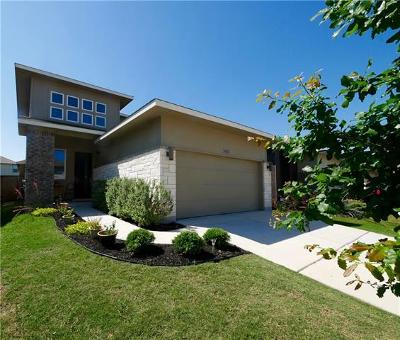 Hays County, Travis County, Williamson County Single Family Home For Sale: 5412 Daimler Dr