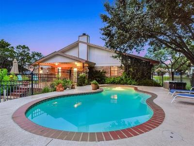 Marble Falls Single Family Home For Sale: 1002 Ridge Point Dr