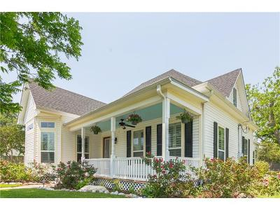 Schulenburg, Weimar Single Family Home For Sale: 201 Anderson St