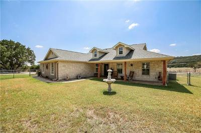 Killeen Single Family Home For Sale: 11056 Oakalla Rd