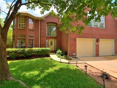 Cedar Park Single Family Home For Sale: 1104 Blackbird Ct