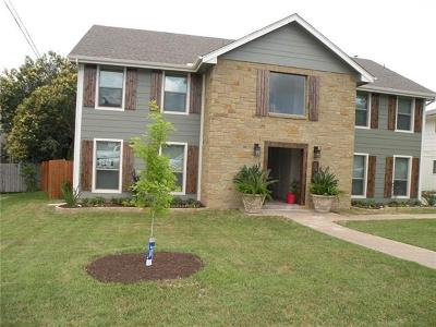 Austin Multi Family Home For Sale: 3413 Willowrun Dr