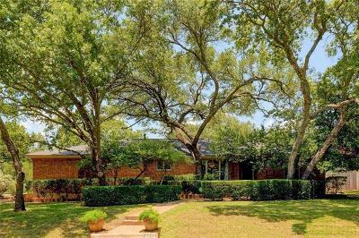 Travis County, Williamson County Single Family Home Pending - Taking Backups: 7304 Sage Oak Trl