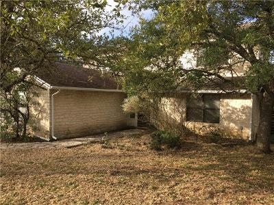 Dripping Springs Single Family Home For Sale: 612 Canyon Rim Dr