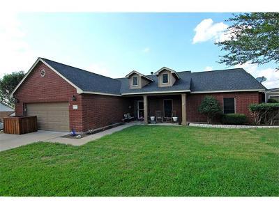 Hutto Single Family Home For Sale: 311 Rio Grande Ave