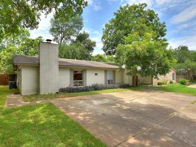 Austin Multi Family Home Pending - Taking Backups: 2315 La Casa Dr