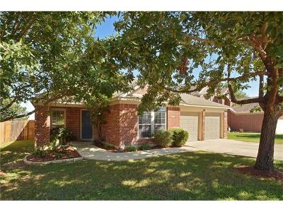 Kyle Single Family Home For Sale: 442 Fall Dr