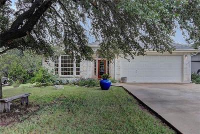 Austin Single Family Home Pending - Taking Backups: 14103 Washoe Cir