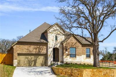 Leander Single Family Home For Sale: 2317 Carretera Dr