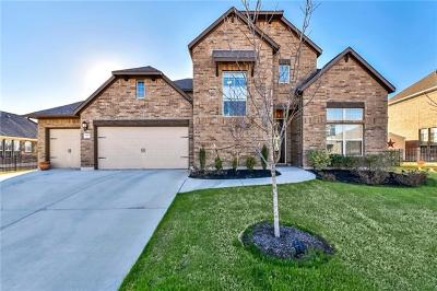 Pflugerville Single Family Home For Sale: 3009 Winding Shore Ln