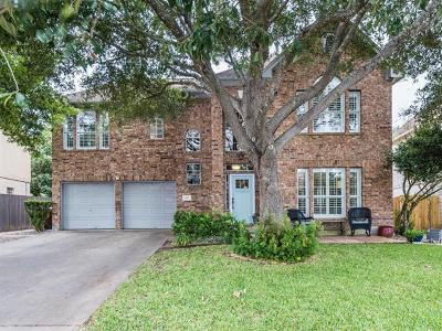 Round Rock Single Family Home For Sale: 1125 Oaklands Dr