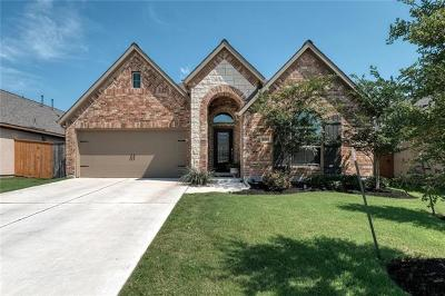 Georgetown Single Family Home Pending - Taking Backups: 5925 Scenic Lake Dr