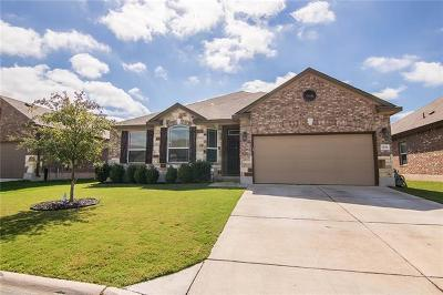 Pflugerville Single Family Home For Sale: 18716 Leigh Ln