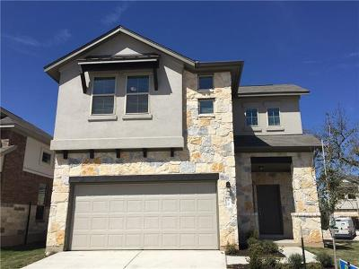 Travis County, Williamson County Single Family Home For Sale: 3240 E Whitestone Blvd #85