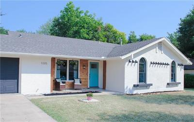Single Family Home Pending - Taking Backups: 9305 Meadow Vale