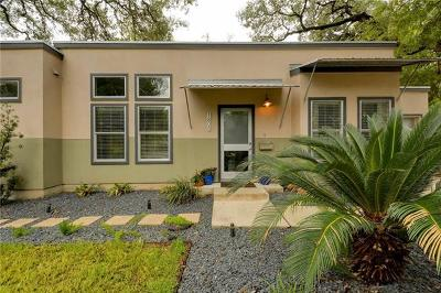 Hays County, Travis County, Williamson County Single Family Home For Sale: 3808 Manchaca Rd