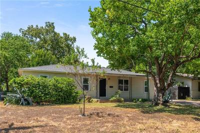 Austin Single Family Home For Sale: 8004 Tisdale Dr
