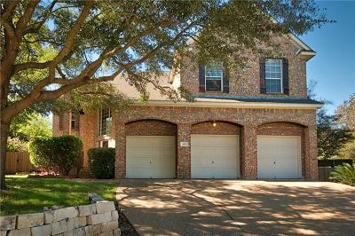 Cedar Park Single Family Home Pending - Taking Backups: 1011 Shadow Valley Cv
