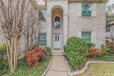 Austin Single Family Home For Sale: 10614 Marbury Ct