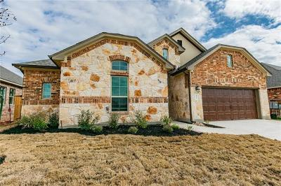 Leander Single Family Home For Sale: 932 Hezekiah Ln