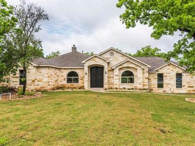 Bastrop Single Family Home Pending - Taking Backups: 152 Old Windmill Ln