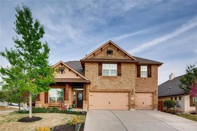 Georgetown Single Family Home Pending - Taking Backups: 101 Florenz Ln