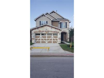 Hutto Single Family Home For Sale: 145 Danish Dr