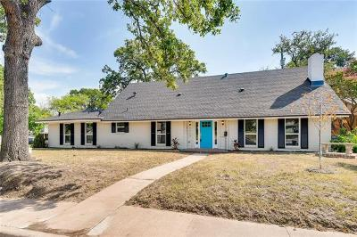 Single Family Home For Sale: 2605 Rogge Ln