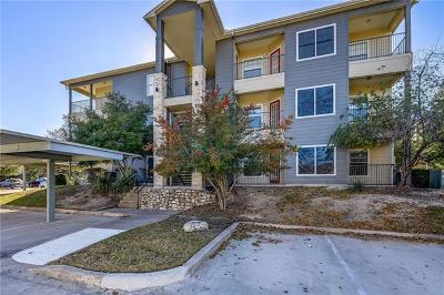 Austin Condo/Townhouse For Sale: 2320 Gracy Farms Ln #124