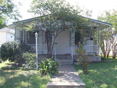 Austin Single Family Home Pending - Taking Backups: 7311 Bennett Ave