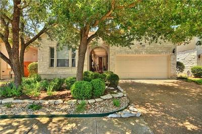 Hays County, Travis County, Williamson County Single Family Home Pending - Taking Backups: 6215 Tasajillo Trl
