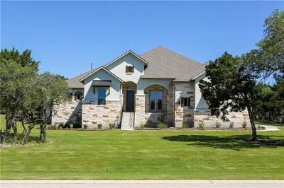 Dripping Springs Single Family Home For Sale: 1089 Blue Ridge Dr