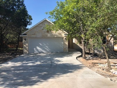 Wimberley Single Family Home Active Contingent: 3 Collins Ct