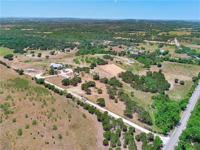 Dripping Springs Single Family Home For Sale: 2600 McGregor Ln