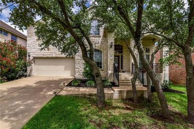 Cedar Park Single Family Home For Sale: 2518 Vestavia Ridge Ln