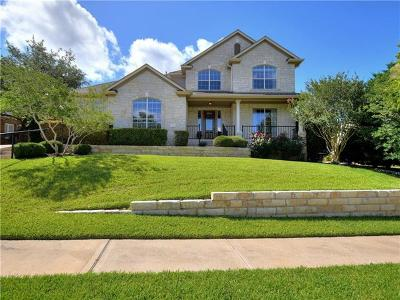 Cedar Park Single Family Home For Sale: 2710 Benevento Way