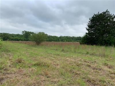 Bell County, Burnet County, Coryell County, Lampasas County, Llano County, McLennan County, Mills County, San Saba County, Williamson County Farm For Sale: 3700 County Rd 481