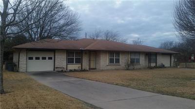 Austin Multi Family Home Pending - Taking Backups: 1619 A Shag Bark Trl