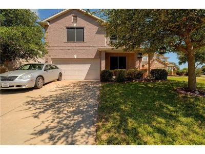 Elgin TX Single Family Home For Sale: $215,000
