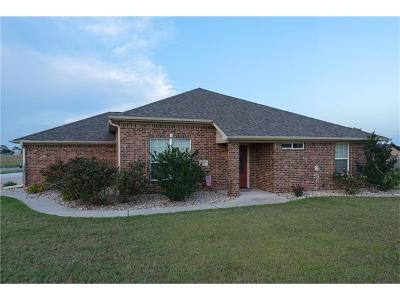 Williamson County Single Family Home For Sale: 144 Oak Stone Dr