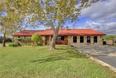Hutto Single Family Home For Sale: 208 Lemens Ave