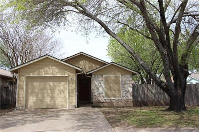 Single Family Home For Sale: 5902 Kevin Kelly Pl