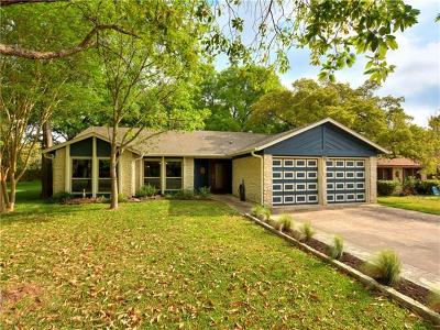 Austin Single Family Home Pending - Taking Backups: 5008 Trail West Dr
