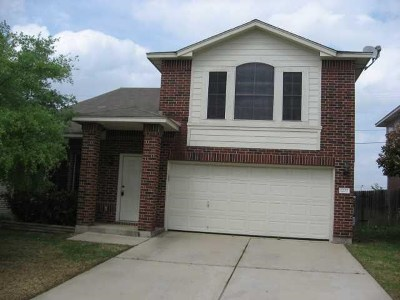 Pflugerville Single Family Home Pending - Taking Backups: 15609 Valeries Cv