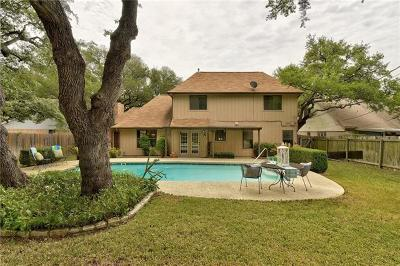 Travis County, Williamson County Single Family Home For Sale: 6519 Heron Dr