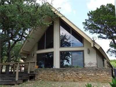 Wimberley Single Family Home Pending - Taking Backups: 101 River Oaks Dr